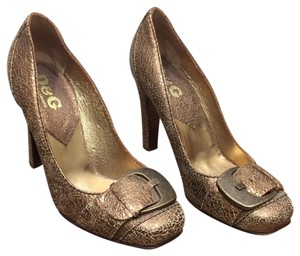 Dolce&Gabbana bronze Pumps