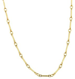 Tiffany & Co. Tiffany & Co. Fancy Link Chain Necklace in 18k Yellow Gold - 16