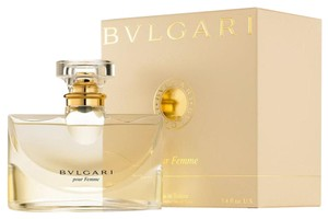 BVLGARI BVLGARI POUR FEMME--MADE IN ITALY