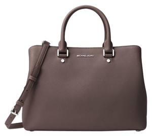 MICHAEL Michael Kors Satchel in Cinder
