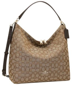 Coach Celeste Hobo Convertible Crossbody Shoulder Bag