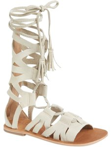 Free People Bone Sandals