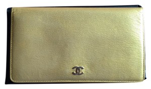Chanel Golden Chanel Wallet