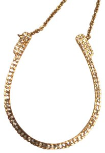 Kate Spade yellow gold with crystals
