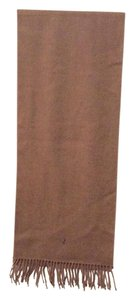 Ralph Lauren Collection Cashmere Tan Scarf