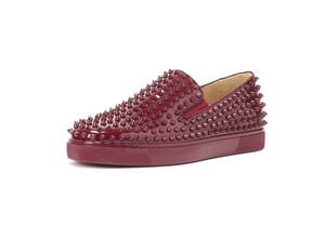 Christian Louboutin Louboutin Rollerboat Chanel Gucci Dior red / carmin Athletic