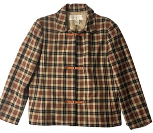 Doncaster Brown and Red Blazer