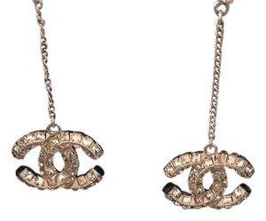 Chanel Reverse Crystal CC Dangle