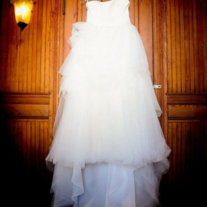 Vera Wang Vera Wang White Collection Wedding Dress Wedding Dress