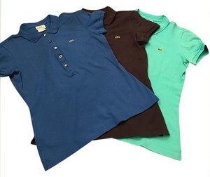 Lacoste T Shirt blue, navy, teal