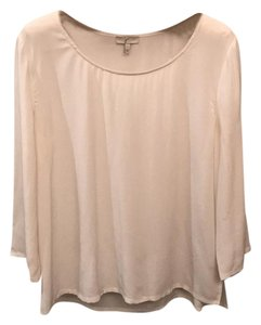 Joie Top white/ivory