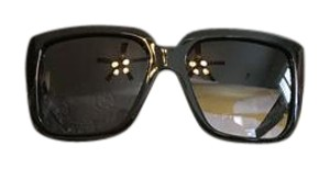Gucci Chanel Style 3713 Rectangular Dionysus Sunglasses