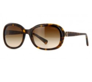 Chanel SALE- Beautiful Tortoise Rounded Square Framed Luxury Sunglasses -5286