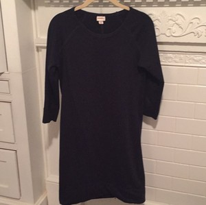 Merona short dress Navy on Tradesy