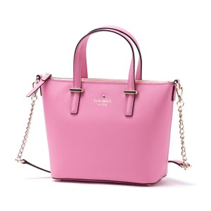 Kate Spade Cedar Street Pink Saffiano Leather Shoulder Bag