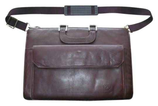 Preload https://item2.tradesy.com/images/purpleburgundy-wine-red-colombian-briefcase-purple-leather-satchel-2086386-0-0.jpg?width=440&height=440