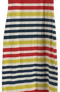 Red, white, blue and yellow Maxi Dress by Rachel Roy