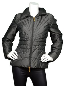 Moncler Quilted Grey Jacket