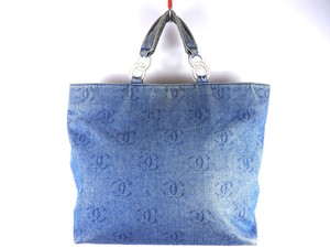 Chanel Tote in Denim