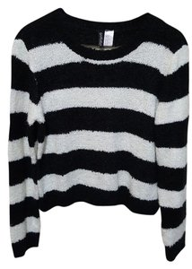 Divided by H&M Longsleeve Striped Crop Sweater