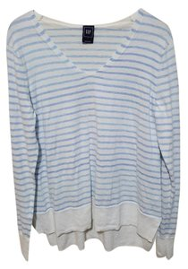 Gap Longsleeve Striped Knit Sweater