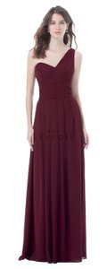 Bill Levkoff Wine Bill Levkoff Style #491 Dress