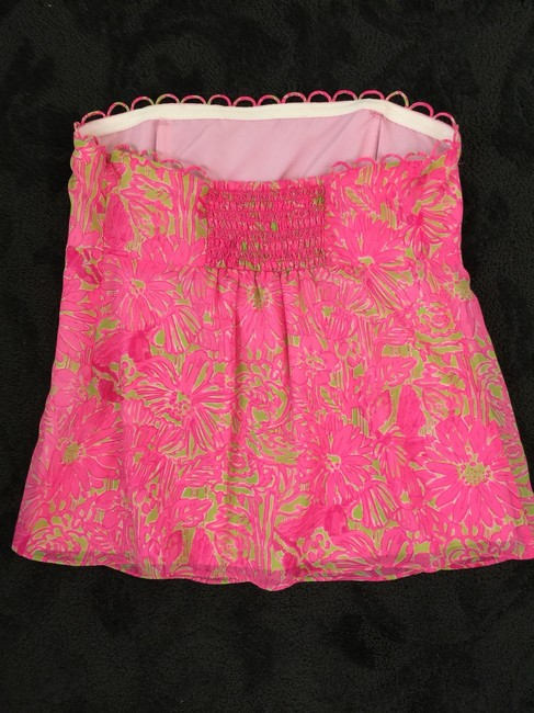 Lilly Pulitzer Top Pink/green