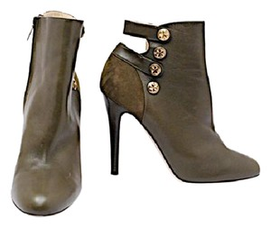 Jimmy Choo Military Green Boots