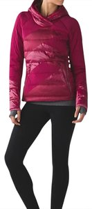 Lululemon New Lululemon Berry Rumble Down Right Cozy Pullover Jacket Coat