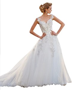 David Tutera For Mon Cheri 216238 Wedding Dress