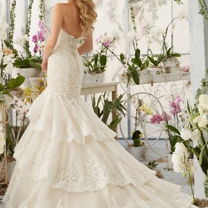 Mori Lee Mori Lee 2810 Wedding Dress