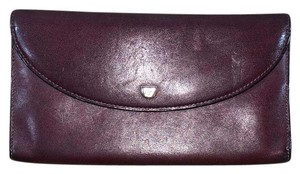 Bosca mezza luna envelope wallet
