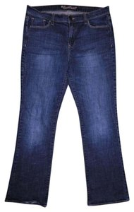Old Navy The Sweetheart Faded Boot Cut Jeans-Distressed