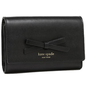 Kate Spade Sawyer Street Callie Trifold Leather Wallet with Box