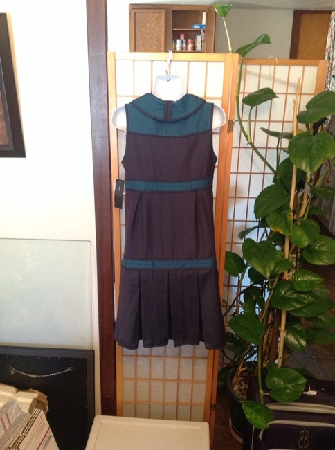 Marc Jacobs short dress Teal on Tradesy Image 1