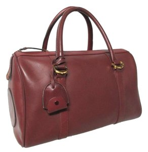 Cartier red Travel Bag