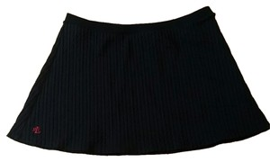 Ralph Lauren Mini Skirt Navy