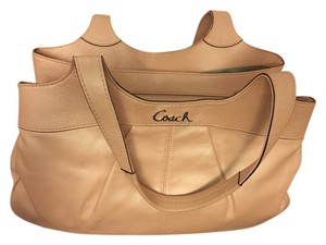Coach Ergo Satchel in Pink