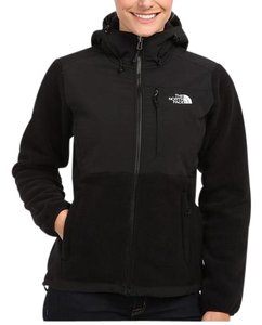 The North Face Hoodie Black Jacket