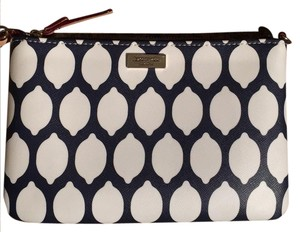 Kate Spade Wristlet in Navy and White