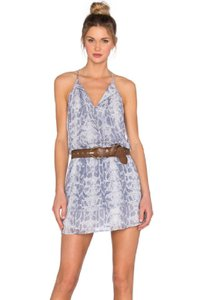 Joie short dress Icy Lilac on Tradesy