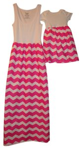 PINK Maxi Dress by Mommyandme