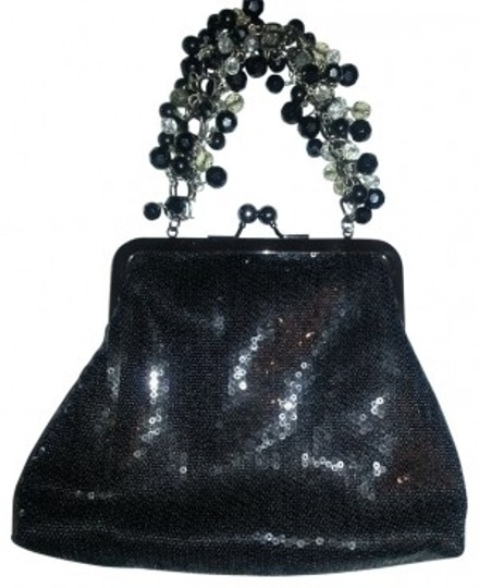 Preload https://item3.tradesy.com/images/liz-claiborne-soto-evening-clutchhandbag-black-satin-and-sequin-clutch-20867-0-0.jpg?width=440&height=440