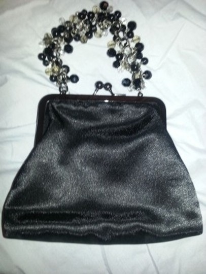 Liz Claiborne black Clutch