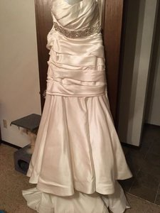 DaVinci 3696 Wedding Dress