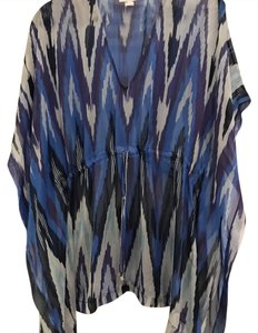 Alexis sheer cover up dress