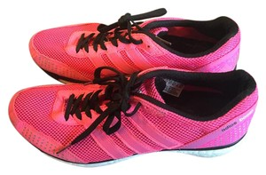 adidas Trainers Pink and black Athletic