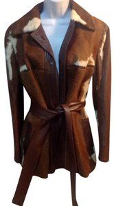 Martine Dayan cowhide Leather Jacket