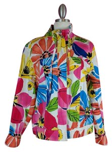 Coldwater Creek Multicolored Jacket
