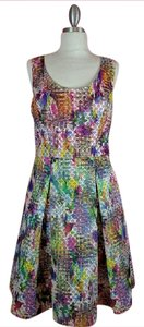 New York & Company short dress Multicolored on Tradesy